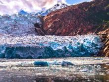 Impacto da aquecimento pela ação humana é generalizado: no oceano, nas reduções de neve e gelo, no aumento dos níveis do mar e em diversos eventos climáticos extremos (Foto: Ian D. Keating/Flickr)